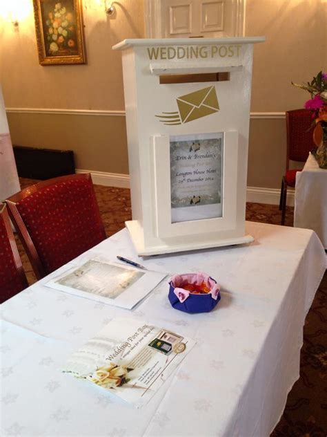 Wedding Post Box Ireland by Business The Wedding Post Box Post Box Hire For Wedding