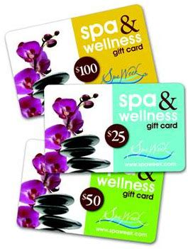 Spa Week Gift Card - spa week launches dads and grads gift card sale massage magazine