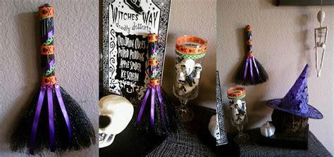 decorar escobas para halloween decora con escobas en halloween lacelebracion