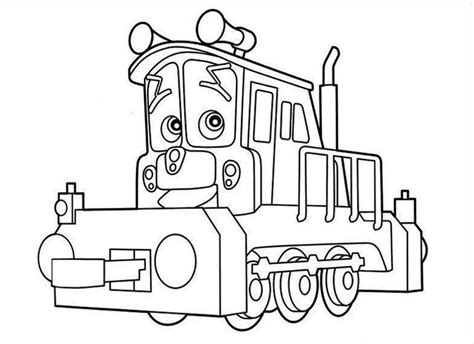 chuggington coloring pages free printable chuggington coloring pages for