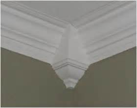 eavesdropping on a conversation about crown molding