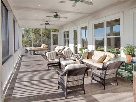 beach home plans coastal houses front porch pictures beach add a big screened porch to a beach house