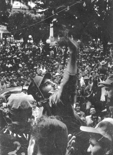 Fidel Castro, el 1 de enero de 1959: Esta vez sí que es la