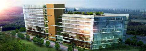 How To Design A Basement Floor Plan signature towers ii commercial projects in gurgaon
