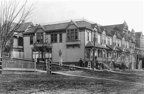 homes then and now seattle now then row houses on 5th dorpatsherrardlomont