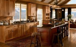spice kitchen design cabinet ideas warm and hickory cabinets on pinterest