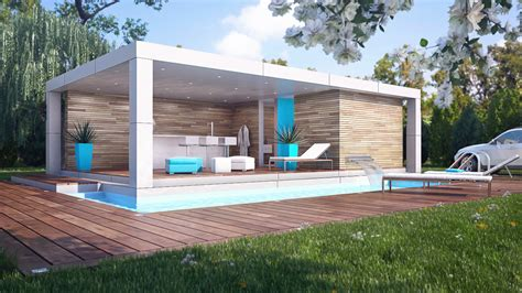 houses with pools home cube pool house pile pool houses