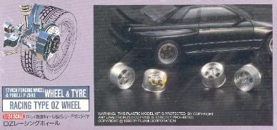 Fujimi Skala 1 24 Oz Racing 17 Inch gasoline