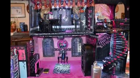 pictures of monster high doll house diy monster high doll house house and home design