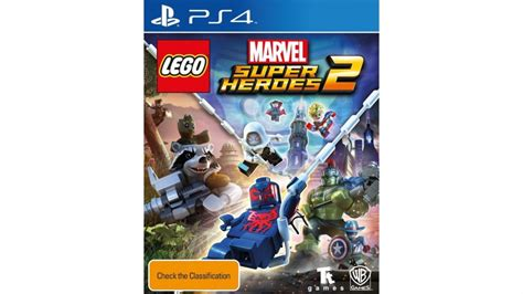 Kaset Ps4 Lego Marvel Heroes 2 harvey norman lego marvel heroes 2 ps4 compare club