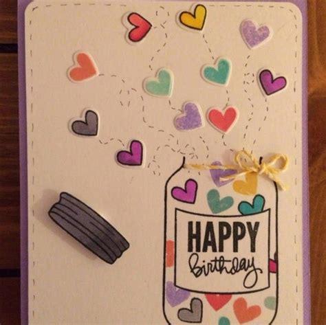 ideas cards cool handmade birthday card ideas diy ideas birthday card