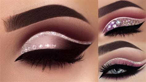 Make Up Eyeshadow beautiful eye makeup tutorials compilation 2017
