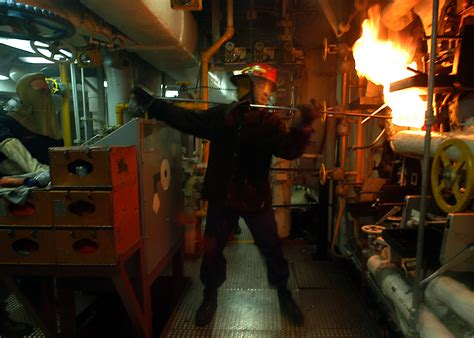 boiler room wiki file us navy 030209 n 1512s 057 fireman apprentice lights the 1 boiler in the forward