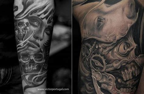 victor portugal tattoo design ultimate mega tattoos that your attention bit rebels