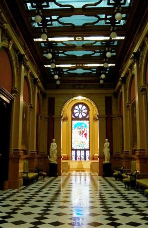 interior layout of a synagogue masonic temple the best places to visit in philadelphia