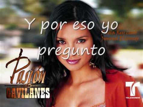 Imagenes De Chicas De Pasion | pasion de gavilanes quien es ese hombre lyrics youtube