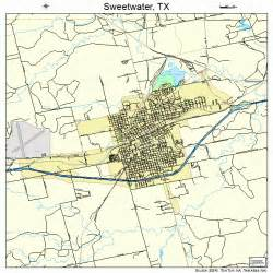 nolan county map sweetwater map 4871540