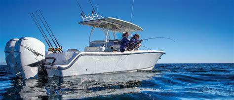 center console buyers guide discover boating - Fishing Boat Brands That Start With A