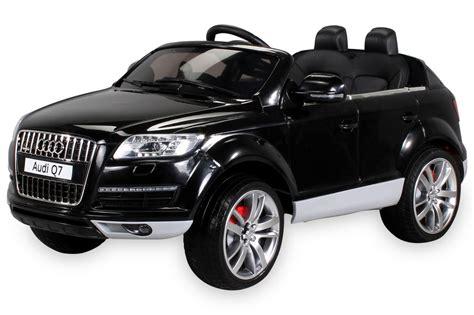 Auto F R Kind by Kinder Elektroauto Audi Q7 Suv Kinderauto Real
