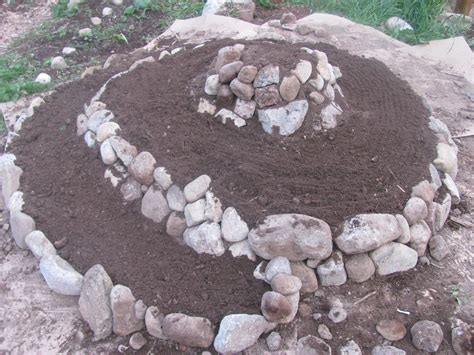 how to build an herb garden how to build a herb spiral family food garden