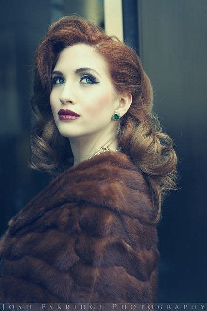 hair and makeup over 40 40 s makeup and hair vintage beauty pinterest