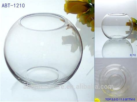 Fish Bowl Vases Cheap by Wholesale Cheap Fish Bowl Glass Flower Vase Buy