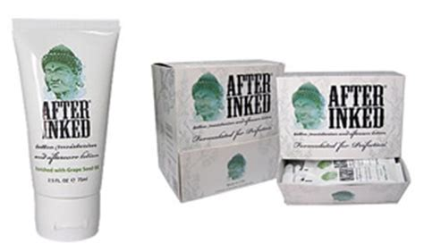 Tattoo Aftercare Uk Cream | welcome to after inked uk after inked tattoo aftercare