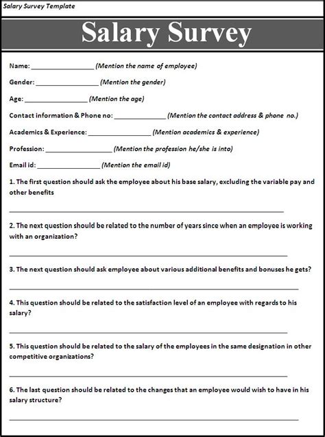 survey questionnaire survey questionnaire sample for food 37 jpg