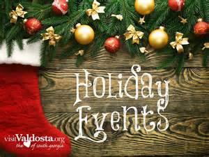 mark your calendar christmas events around valdosta