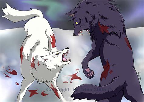imagenes de anime wolves wolf s rain image 344914 zerochan anime image board