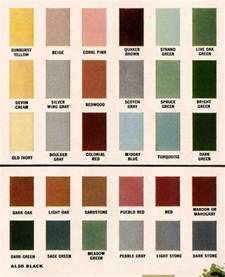 house of color paint exterior colors for 1960 houses retro renovation