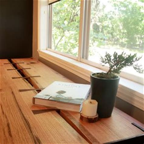 window sill bench hand crafted live edge window sills and trim by blake