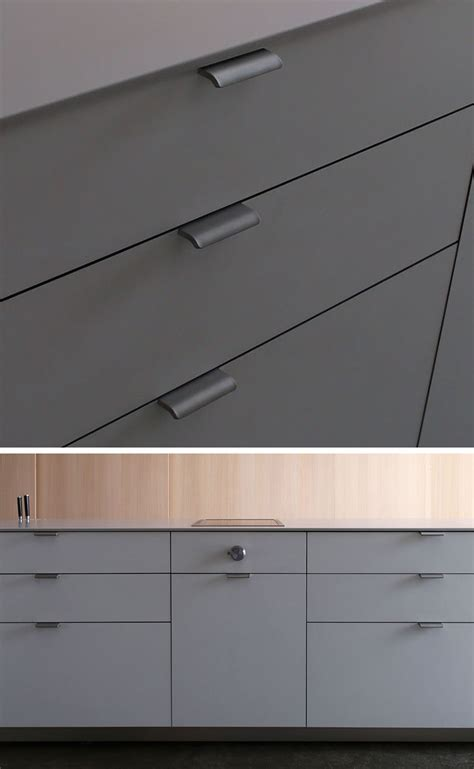 screws for kitchen cabinets 8 kitchen cabinet hardware ideas for your home contemporist