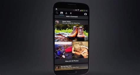 flickr for android cult of android flickr for android just got even more beautiful cult of android