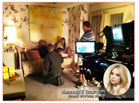 hanna marin bedroom pretty little liars how to make your room look