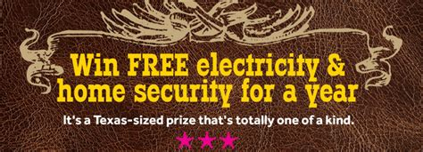 Houston Sweepstakes - houston enter the reliant rodeo boots sweepstakes win a year of free electricity