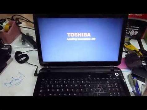 toshiba no bootable device restart fix doovi