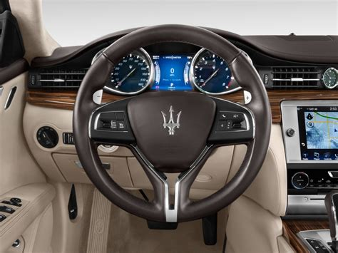 maserati steering wheel driving image 2016 maserati quattroporte 4 door sedan