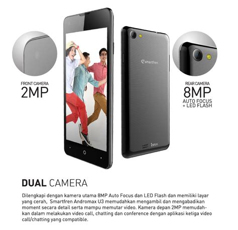 Handphone Oppo U3 harga smartfren andromax u3 dan spesifikasi kamera 8 gb the knownledge
