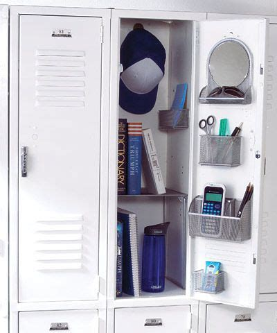 25 best ideas about locker organization on