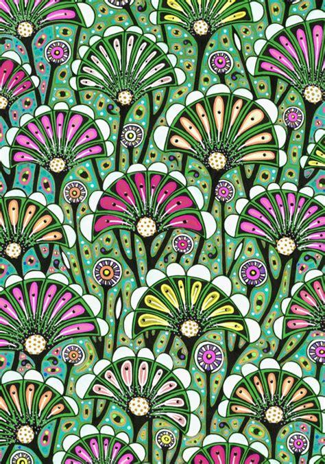 Vorlagen Florale Muster Die Jugendstil Ornamente Vorlagen Ein Traum Der Heute Noch Lebt Archzine Net
