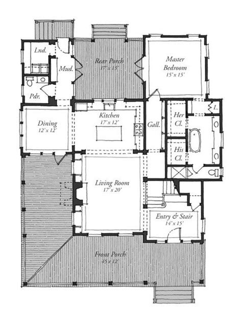 house plans for wide lots 40 foot wide lot house plans