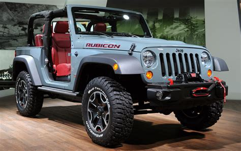 Rubicon Jeep India Price 10 Best Upcoming Four Wheeler In India For 2014 New Car