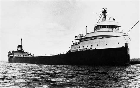 boat sinking by miller ferry mystery endures in edmund fitzgerald sinking minnesota