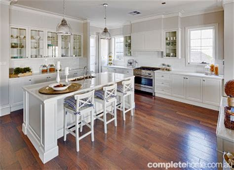 Kitchen Designers Sydney real home hamptons inspired completehome