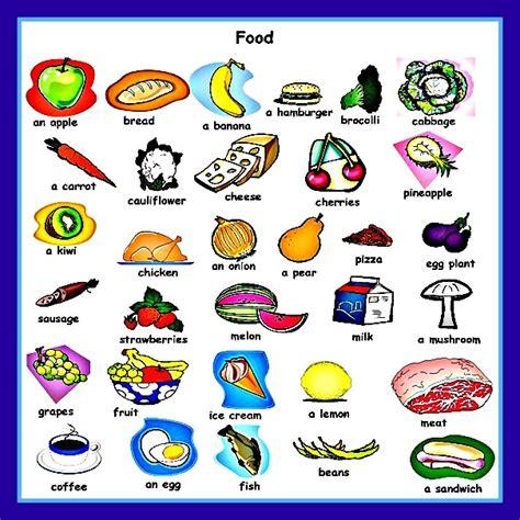 imagenes de comidas en ingles y español nombres de comida saludable en ingl 233 s para descargar