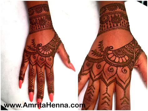 best henna design inspired by rihanna tribal hand tattoo