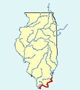 Map Of Illinois Rivers by Ilrdss River Information