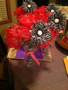zebra centerpieces for tables 1000 images about s conference decorations on