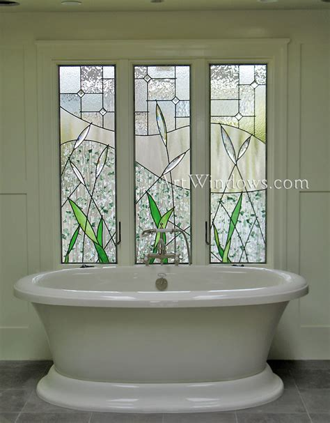 stained glass patterns for bathroom windows 5395smcollinsbath4779